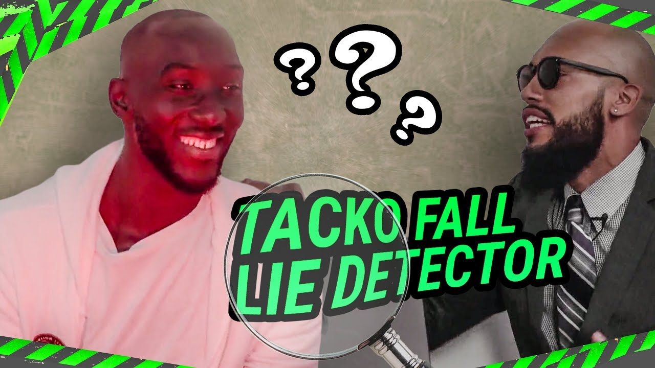 """RJ Barrett Is My SON."" 7'7"" Tacko Fall Gets RECKLESS In Lie Detector, Talks Zion & Shoe Size 👀"