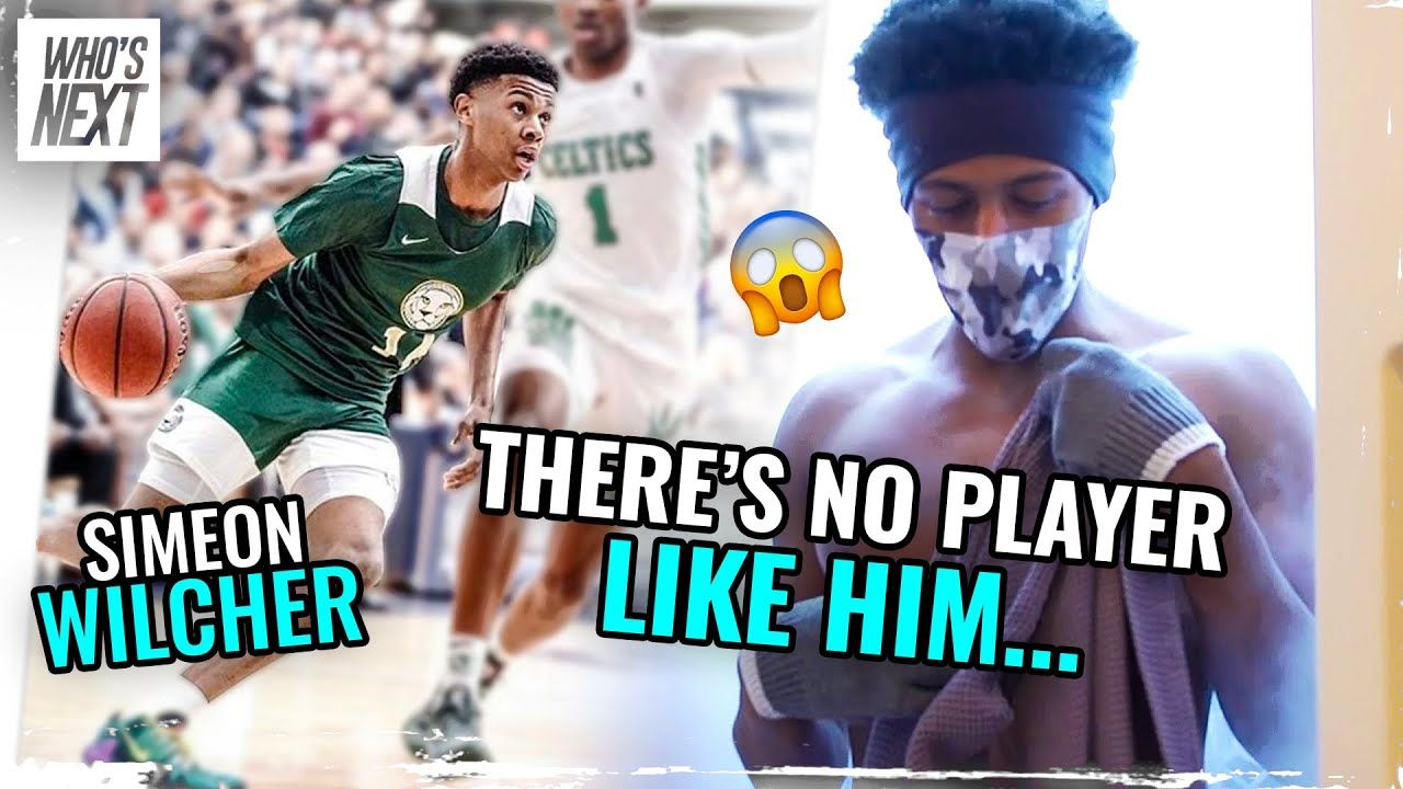 """""""He Don't Take No Days Off."""" Simeon Wilcher Wakes Up At 4 AM EVERY DAY! Inside Top Prospect's Life"""